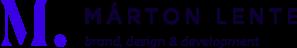 Márton Lente - Brand, design & development